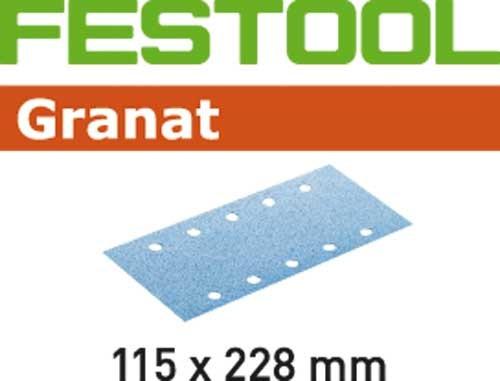 Schleifstreifen STF 93X178 P240 GR/100