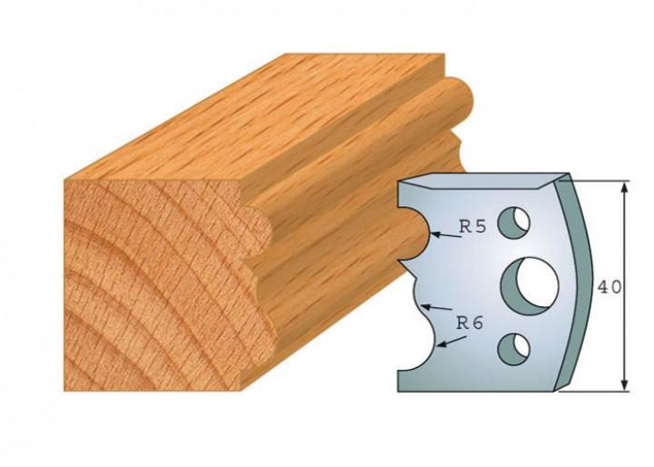 Profilmesser-Paar 029
