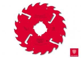 Kreissägeblatt HM 450 x 4,4/3,0 x 30 mm, Z=24+2+4