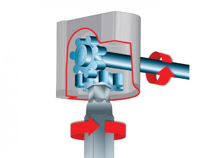 Arbeitsplattenverbinder Quick-Fit