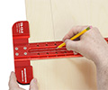 T-Square marking & cutting ruler