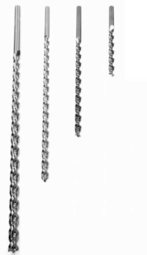 Holzspiralbohrer HSS-G lang