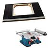 NEU - Frästischplatte für Bosch GTS10XC
