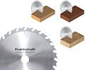 für Holz und Plattenwerkstoffe mit Abweiser