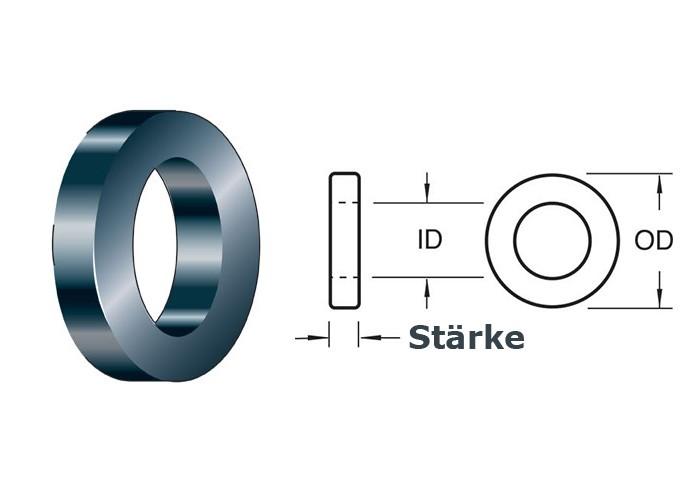 Abstandsring für Aufnahmedorne 8 x 5,3 mm