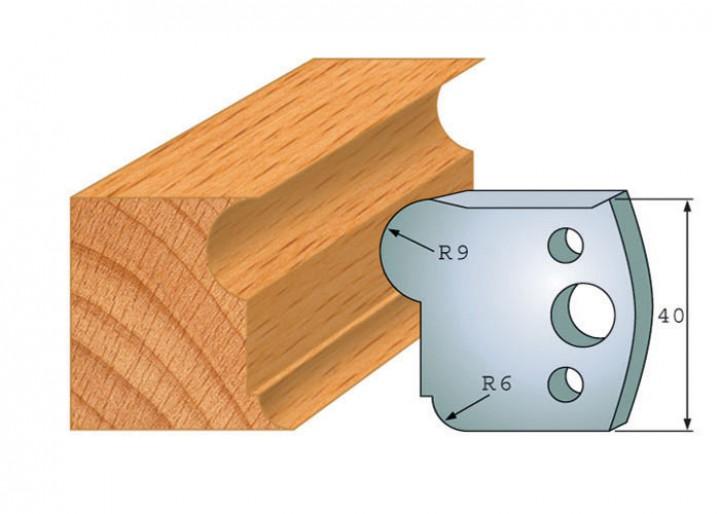 Profilmesser-Paar 055