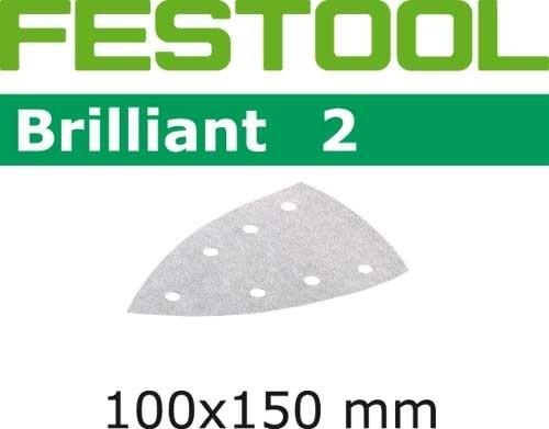 Schleifblätter STF DELTA/7 P120 BR2/10