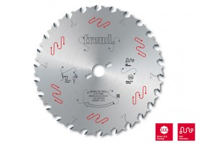 Kreisägeblatt HM 300 x 3,2/2,2 x 30 mm, Z=26