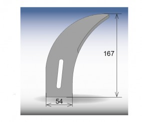 Spaltkeil ELCON 167 x 54 mm