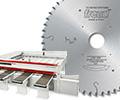 Kreissägeblätt für Plattenaufteilmaschinen