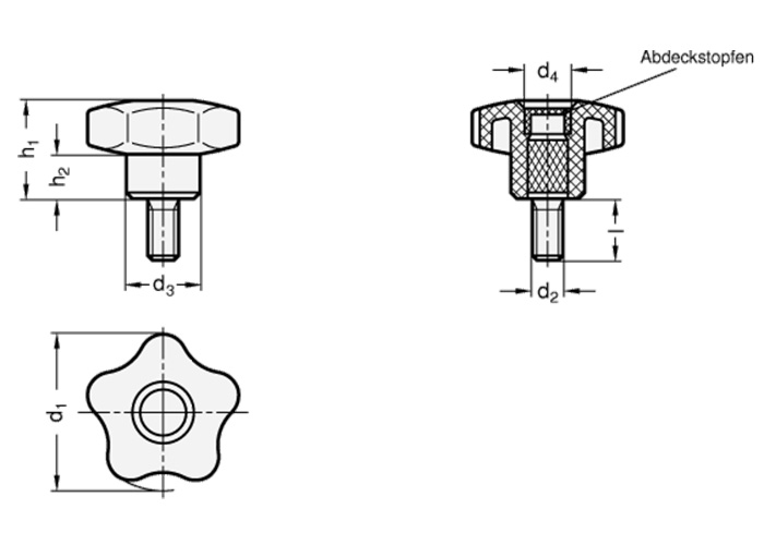 sterngriffschraube. Black Bedroom Furniture Sets. Home Design Ideas