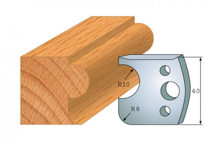 Profilmesser-Paar 004