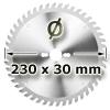 Kreissägeblatt <br/>Ø 230 x 30mm