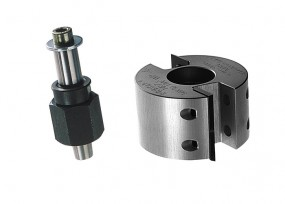 Festool Falzkopf mit Frässpindel Schaft 12 mm