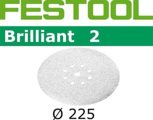 Schleifscheiben STF D225/8 P240 BR2/25