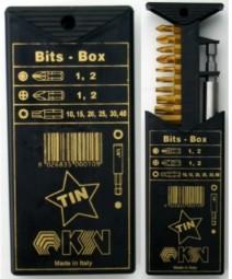 Schrauber-Bit Kassette TIN TORX