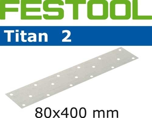 Schleifstreifen STF-80x400 P320 TI2/50