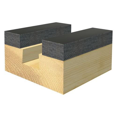 Treppenwangen- Zinkenfräser