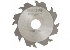 Bosch Scheibenfräser 105x4x22 mm Z 8