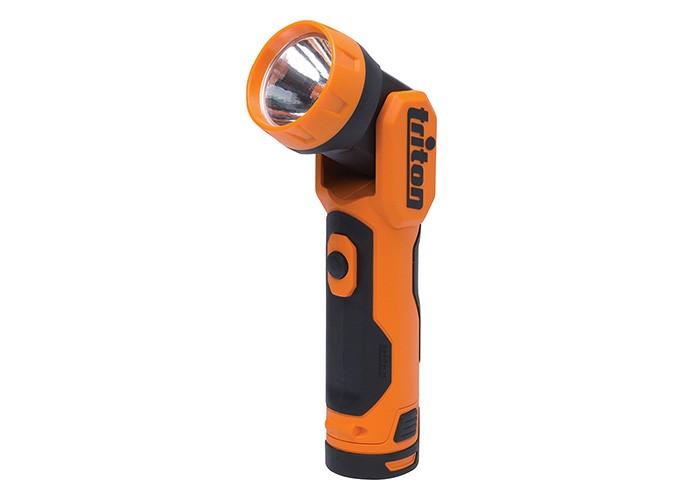 Triton Gelenkkopf-Taschenlampe T12