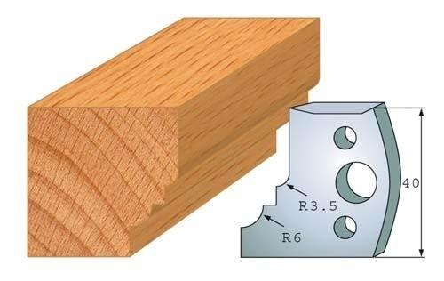Profilmesserkopf Set F021-10030S01