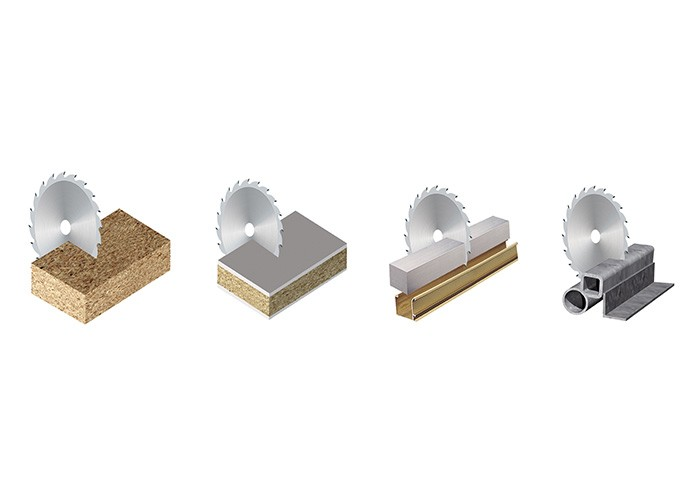 Kreissägeblatt HM 216 x 2,0/1,6 x 30 mm, Z=40