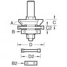 Ersatzteile für C255X1/2TC und C256X1/2TC