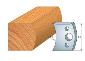 Profilmesser-Paar 008