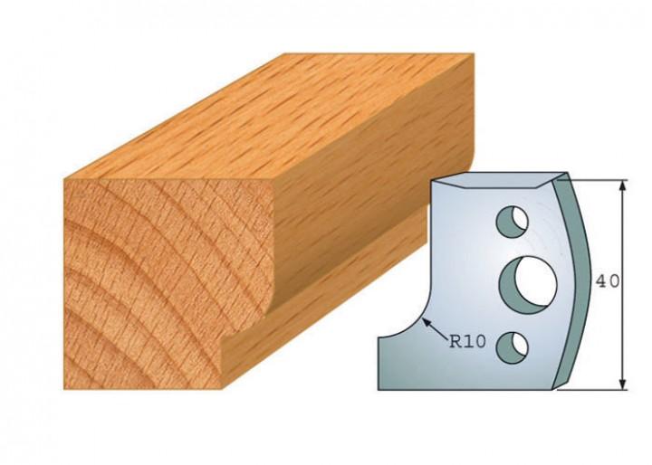 Profilmesser-Paar 013