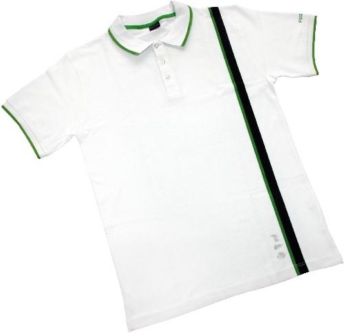 Poloshirt weiß Herren XXL