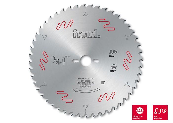 Kreissägeblatt HM 250 x 3.0/2.0 x 30 mm, Z=40