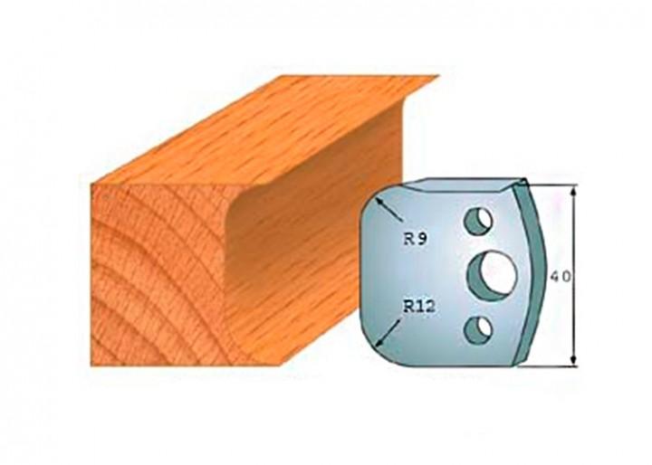 Profilmesser-Paar 050