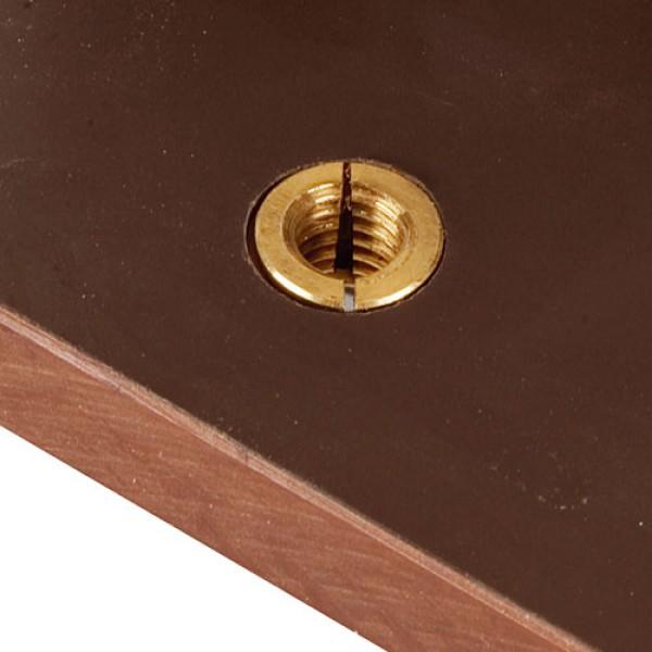 gewindeeinsatz holz metallteile verbinden. Black Bedroom Furniture Sets. Home Design Ideas