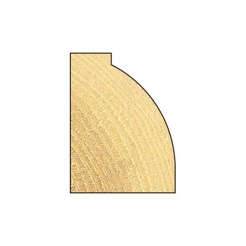 Viertelstabfräser
