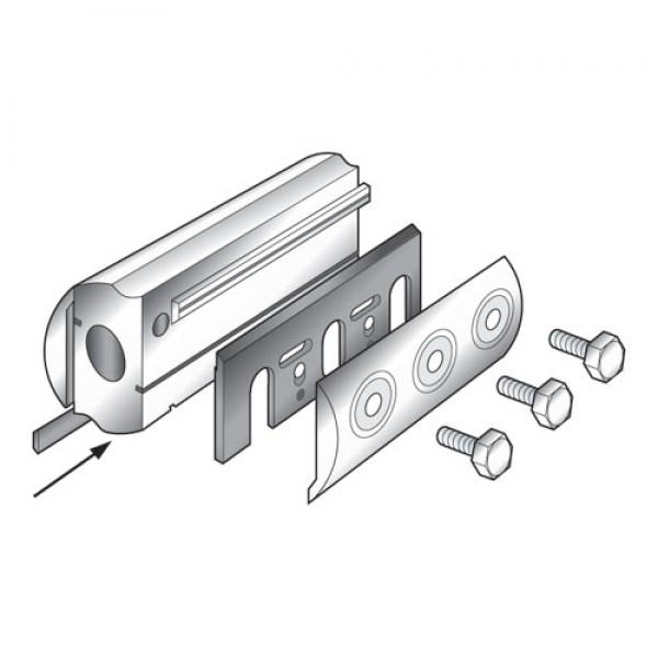 Hobelmesser-Umrüstsatz