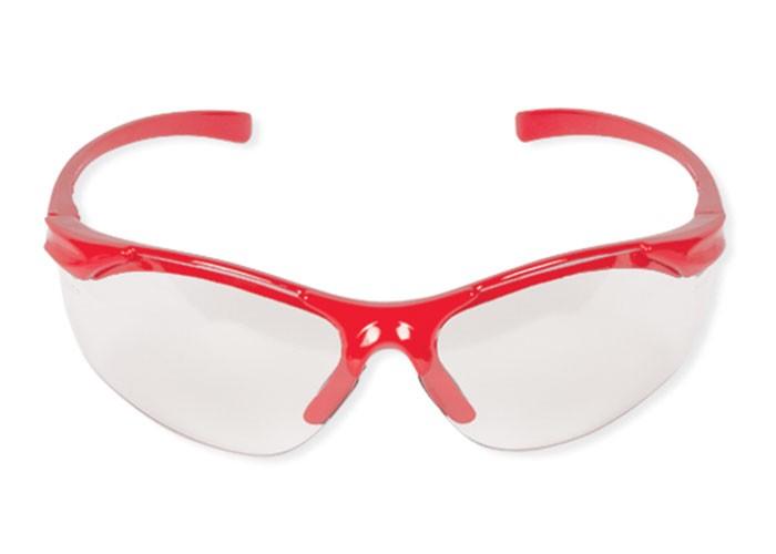 Schutzbrille im Brillenformat