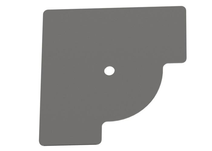 Reduzierplatte für ELP2.0 - Ø 10mm