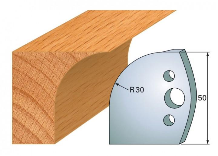 Profilmesser-Paar 563