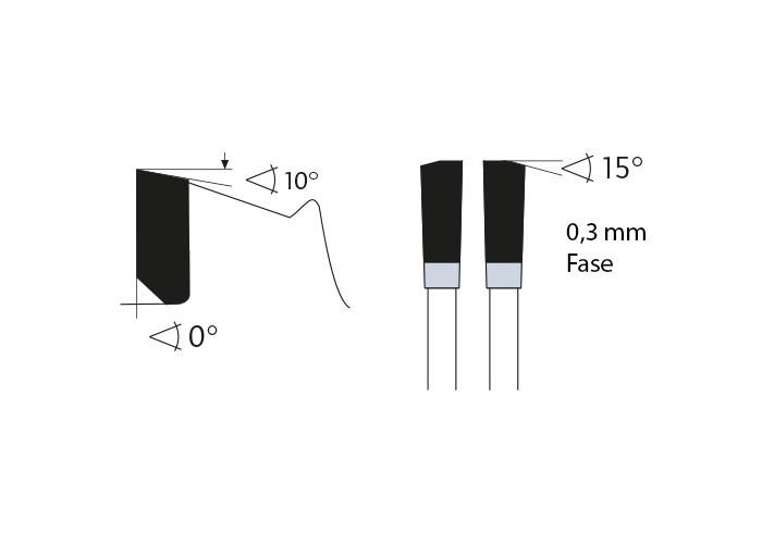 Kreissägeblatt HM 216 x 2,2/1,8 x 30 mm, Z=54