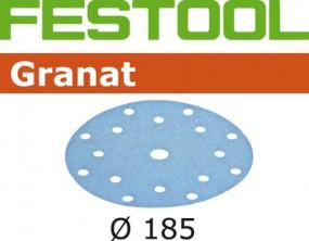 Schleifscheiben STF D185/16 P400 GR/100