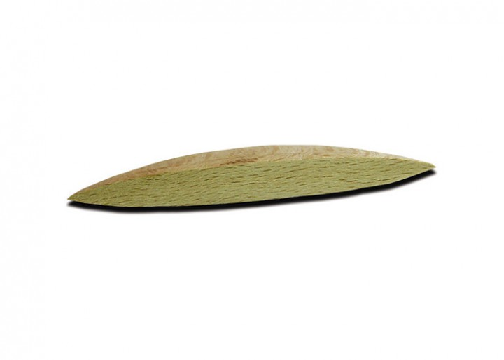 Holzflicken Eiche 68x13x8mm 50 Stück