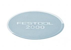 Schleifblüte Festool P2000
