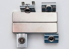 Magnet-Set für Führungsschienen