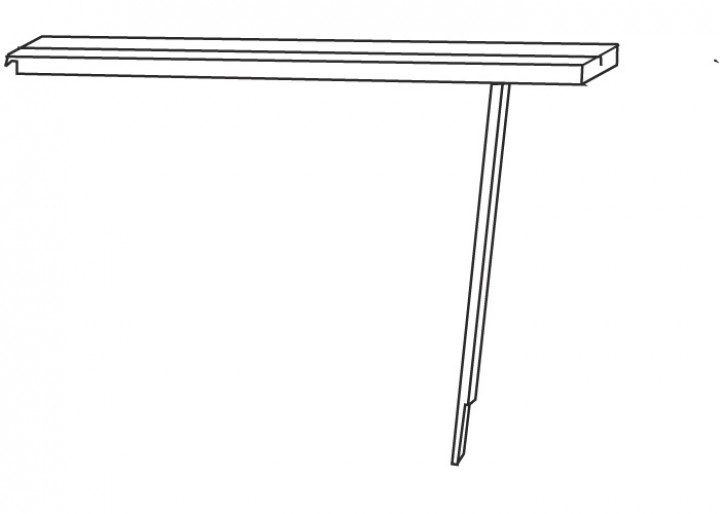 Tischverlängerung RUWI 27130