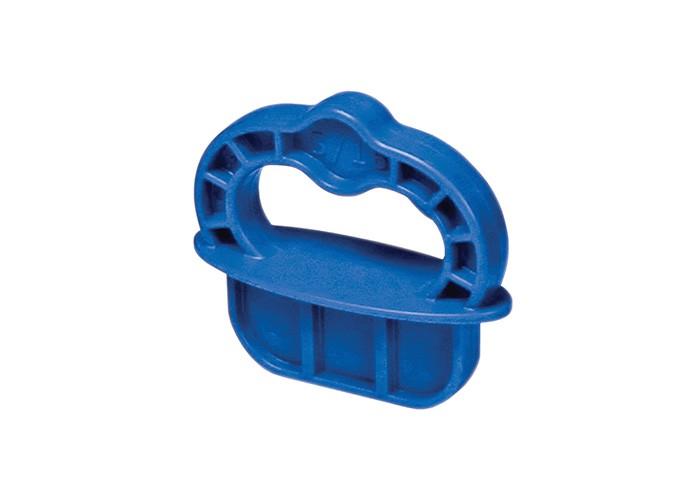 Deck Jig Abstandhalter blau