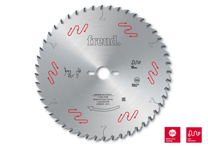 Kreissägeblatt HM 600 x 5,2/3,8 x 30 mm, Z=96