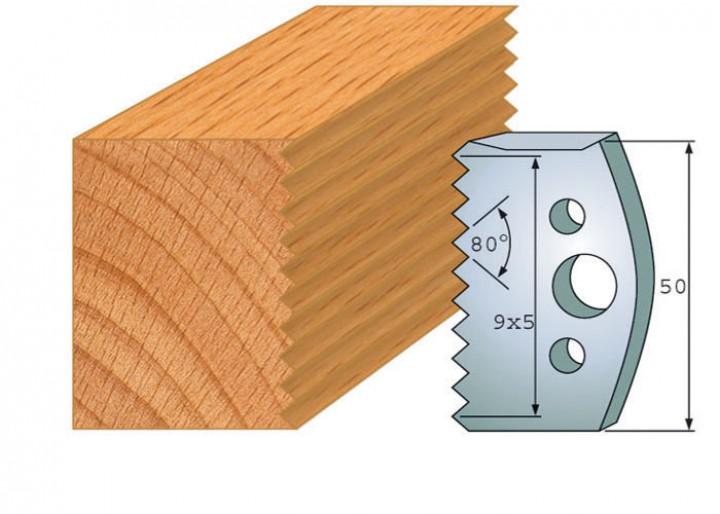 Profilmesser-Paar 524