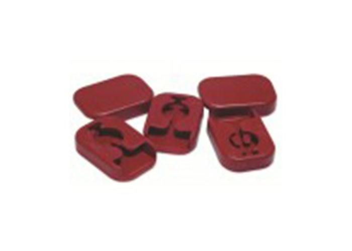 Schutzkappen für Maxipress Schraubzwingen - 2 Stück