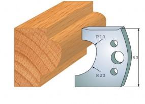 Profilmesser-Paar 504