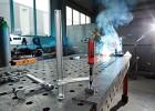 Spannelement fix für Werkbänke 200 mm